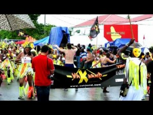 Barbados Carnival Kadooment Video #2