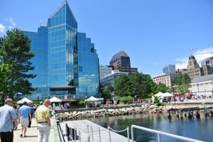 Halifax Downtown Waterfront