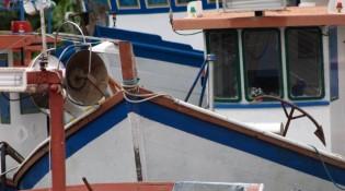 Florianopolis Brazil Fishing Boat