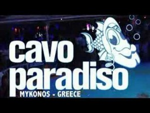Party clubs: Club Paradiso Mykonos Greece