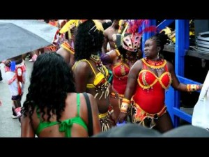 Barbados Carnival Kadooment Video #3