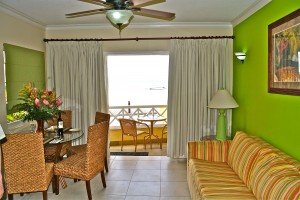2 Bedroom Ocean view Apartment at Yellow Bird Hotel