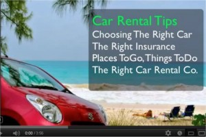Visit Direct-Car-Rentals for special rates & Tips