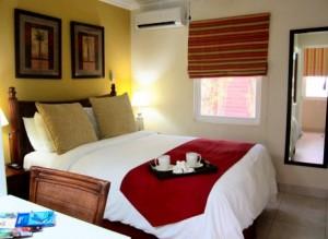 oceanfront 2bedroom - main bedroom