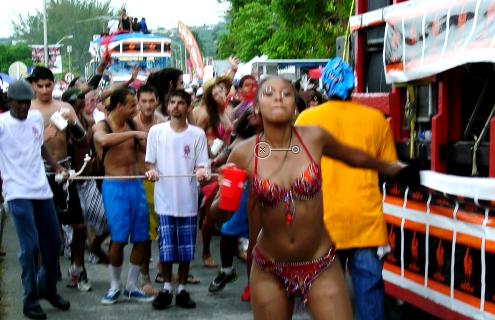 Barbados carnival kadooment